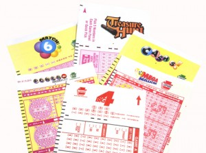 More lottery tickets translate into better chances to win the lottery